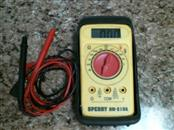 SPERRY INSTRUMENTS Multimeter DM-210A